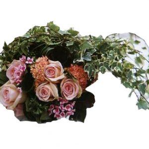 bouquet de mariage champétre