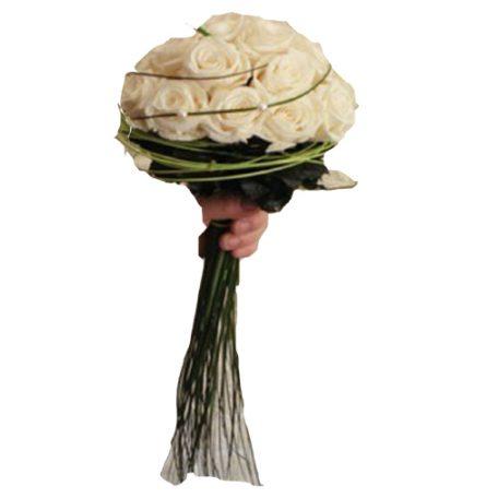 bouquet de mariage moderne