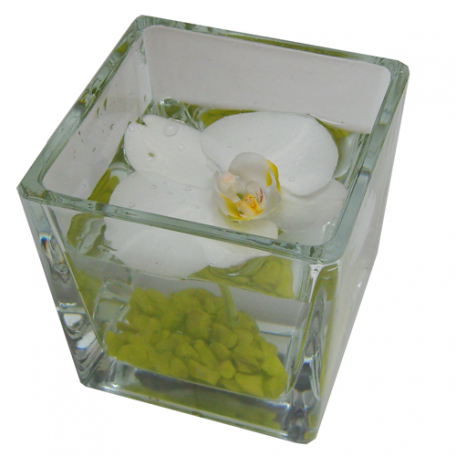 centre de table phalaénopsis