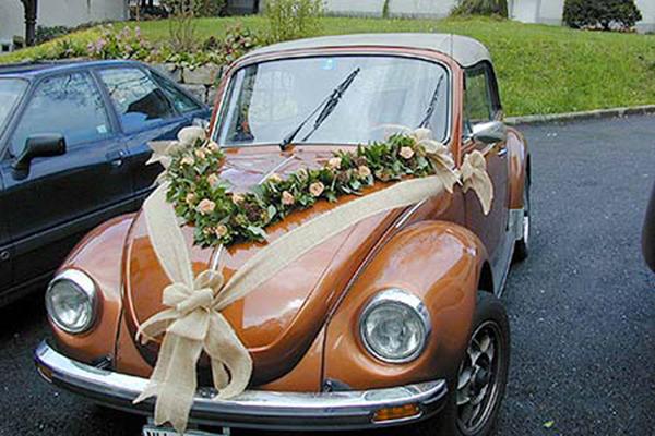 decoration voiture mariage nancy